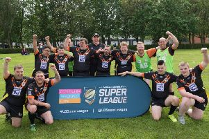 Castleford Tigers' Learning Disability Super League team.