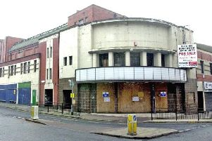 The cinema was considered to be beyond repair and earmarked for demolition, but opinion was mixed over whether a historical building in the city should be lost completely.