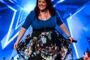 "Britain's Got Talent finalist Siobhan Phillips said she was ""on cloud nine"" after performing on the live show yesterday evening."