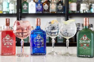 Slingsby Gin is one of the most popular Yorkshire brands.
