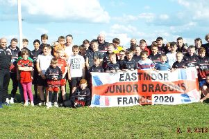 Eastmoor Dragons Rugby Club