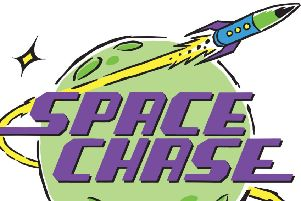 The Space Chase Summer Reading Challenge.
