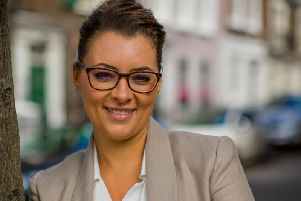 Child behaviour expert and private nanny Laura Amies