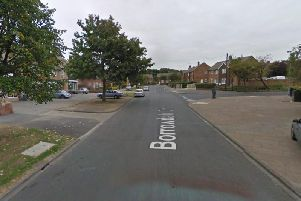 Two people have been taken to hospital after a collision in Castleford this afternoon. Picture: Google Maps