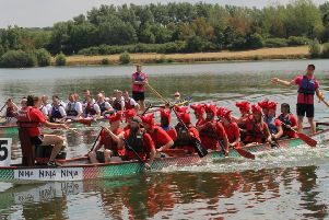 The fun of the Dragon Boat Race at Pugneys Country Park will be returning this weekend.