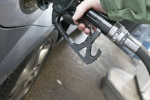 Petrol stations are being targeted.
