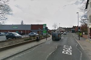 A suspect threw an alkaline substance at a man in before stealing his car in South Elmsall this afternoon. Picture: Google Maps