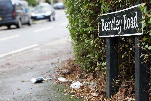 Bentley Road, Wakefield.