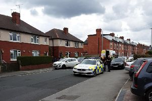 A man has been arrested in connection with an assault in Wakefield this afternoon.