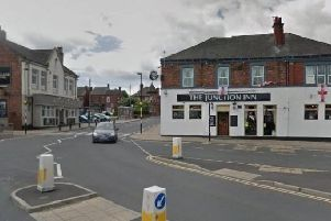 The Junction Inn at Normanton.