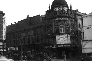 And old photos of The Grand Theatre