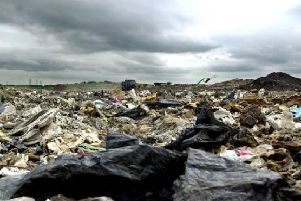 Waste has been dumped at the site since 1998.
