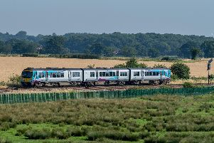A TransPennine Express train. Picture by James Hardisty.