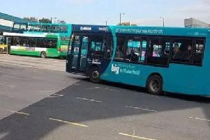 Metro said that buses in Stanley and Outwood will be affected by the works.
