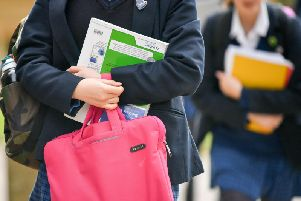 Pupils on free school meals in Lancashire are, on average, one year and eight months behind their peers