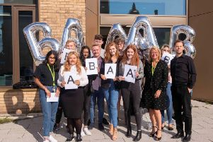 Wakefield College has achieved another 'strong set' of A-Level results, with pupils celebrating an overall pass rate of 96 per cent.