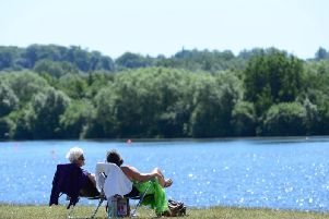 It looks set to be a sunny and warm bank holiday weekend for Wakefield.