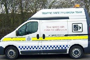 Nottinghamshire police has released the latest locations for mobile speed cameras across the county.