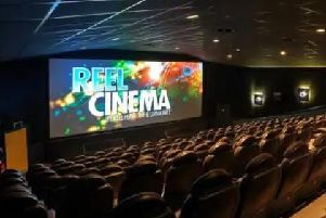 Here's a quick look at what's showing at Wakefield's Reel Cinema this weekend - including autism friendly viewings