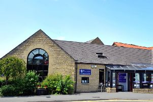 Pickering library. Picture: Gary Longbottom.