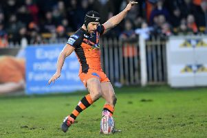 Luke Gale. Picture by Johathan Gawthorpe.