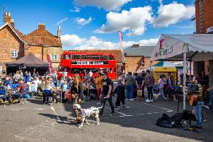 The free festival showcased an array of delicious treats across 80 stalls.