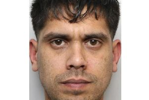 Damian Uddin was jailed for the burglary at the former Carpetright shop.