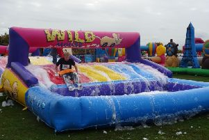 'It's a Knockout' will help raise money for the Prince of Wales Hospice