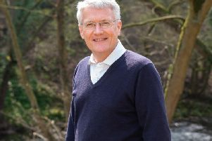 Brexit views - Harrogate and Knaresborough MP Andrew Jones