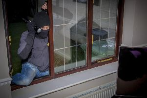 A group have been targeting properties in Calderdale