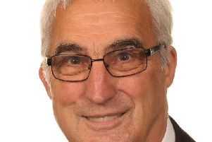 Coun John Handley, vice-chairman of the communities and place committee at Nottinghamshire County Council.
