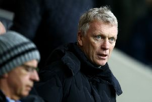 Could former Manchester United boss David Moyes become the next manager of struggling Stoke City? (PHOTO BY: Jan Kruger/Getty Images)