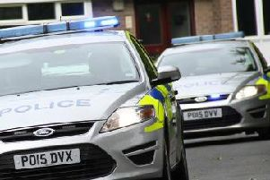 Teen threatened by two men on mopeds in Blackpool armed with knives demanding his bike