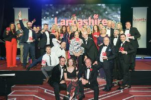 The winners of the 2019 Lancashire Tourism Awards