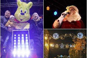 These are all the Christmas Lights switch-on events that are planned for Wakefield this year.