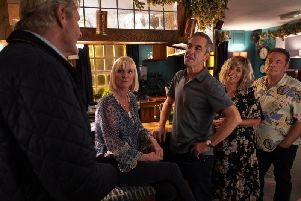 Old friends are back  but at odds  in the new series of Cold Feet. Picture: ITV/Big Talk