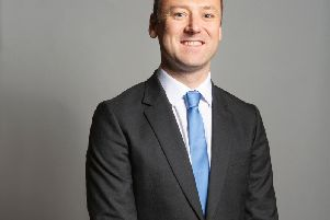 Bassetlaw MP Brendan Clarke-Smith