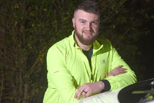 Ex-serviceman Jake Thornton will be running London Marathon for a cause close to his heart