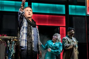 Shane Richie in Everybody's Talking About Jamie.