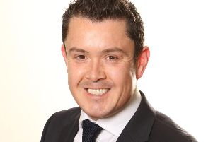 Coun Simon Greaves, Bassetlaw Council leader.