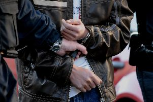 Almost 2,000 warrants were issued in Nottinghamshire last year. Photo: Anthony Devlin