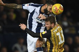 Sam Winnall did not fancy dropping down to League. (Photo by Stu Forster/Getty Images)