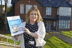 Joanne Hewison, centre manager of the Adult Learning Centre in Cottingwood Lane, Morpeth'Picture by Jane Coltman