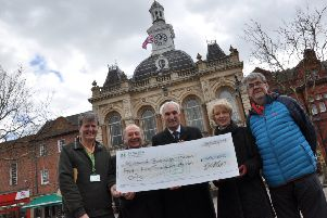 Retford town centre is set to benefit from improved signage and modernised street furniture thanks to �44,000 of new funding from Bassetlaw District and Nottinghamshire County councils.