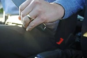 The NPCCs national seat belt enforcement campaign will be running across Nottinghamshire until SundayMarch 24.
