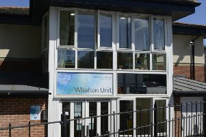 The Whalton Unit has been temporarily moved from a facility in Morpeth to Ward 8 at Ashington's Wansbeck General Hospital.