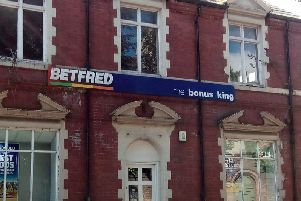Betfred is looking for staff at several venues.