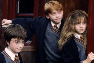Harry Potter and the Philosopher's Stone is being shown in Nottingham and Sheffield with a live orchestra.