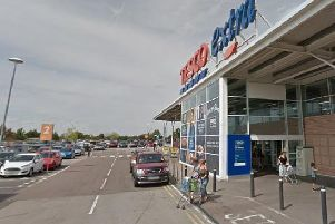 Tesco Extra, on Jubilee Way South