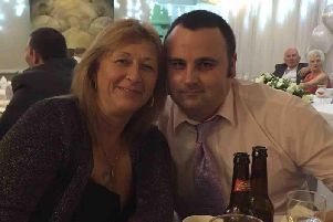 Denise and Peter Cookson